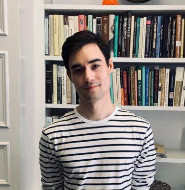 Headshot of Gabriel Hunter Chang