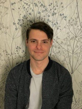 Headshot of Matt Darroch